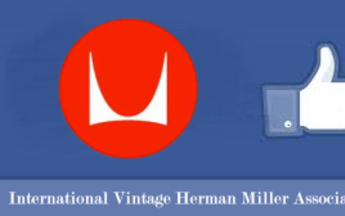 New Facebook Page for Vintage Herman Miller fans. - The Vintage Tribune