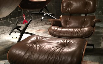 Rare occasion d'acquérir 2 Lounge chairs de Eames !
